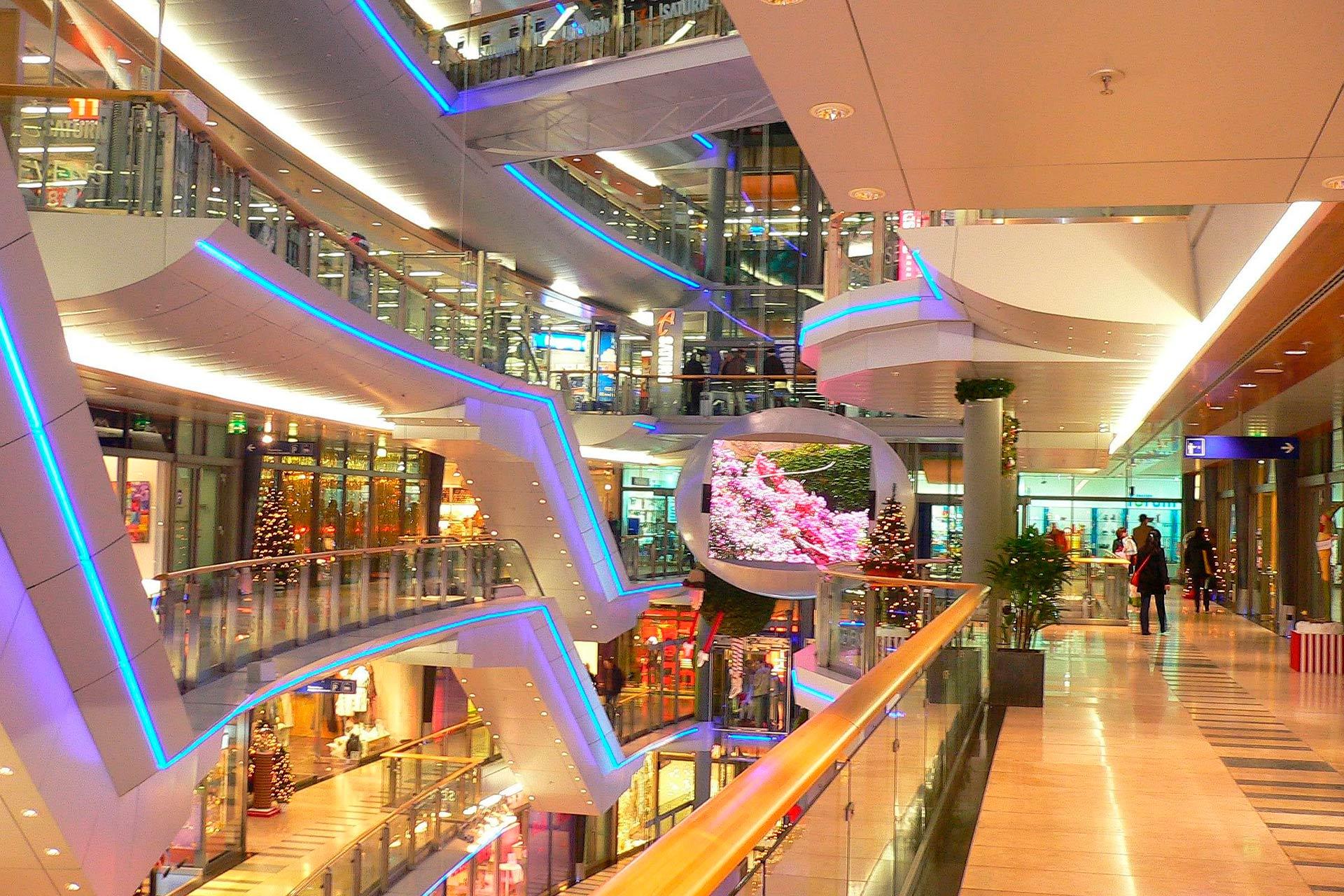 Supermercati e Centri commerciali