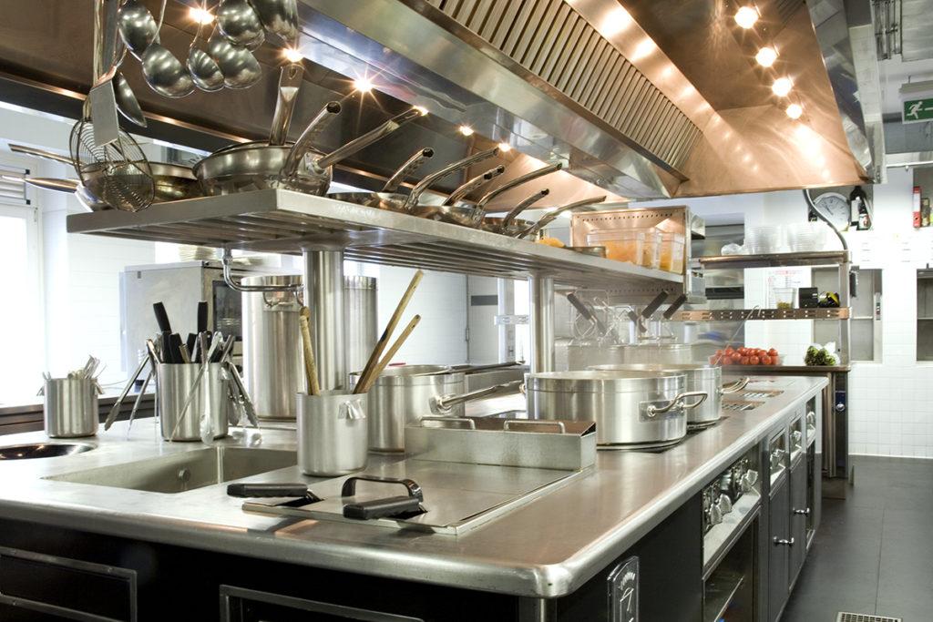 cucina hi tech